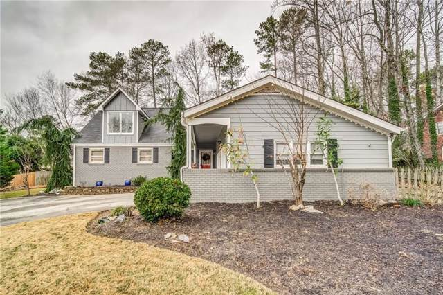 2781 Dale Drive, Marietta, GA 30068 (MLS #6655166) :: Path & Post Real Estate