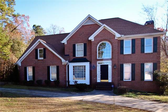 2501 Old Salem Circle SE, Conyers, GA 30013 (MLS #6655175) :: North Atlanta Home Team