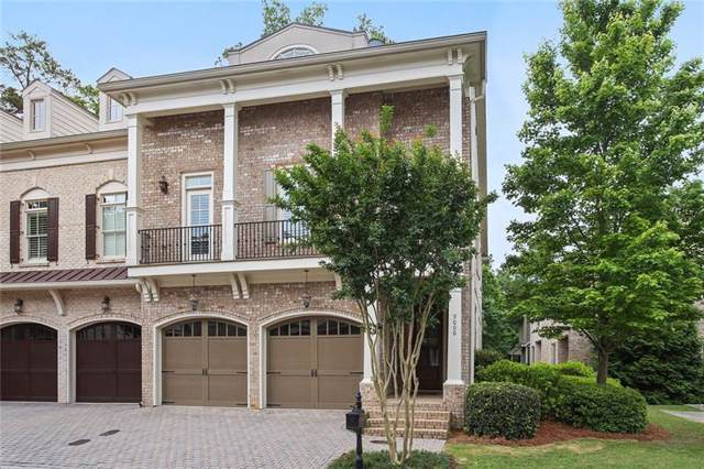9008 Riverbend Manor, Alpharetta, GA 30022 (MLS #6655176) :: North Atlanta Home Team