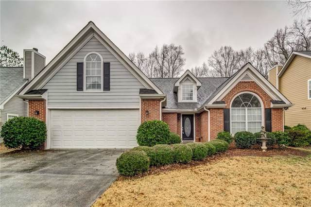 2206 Mainsail Drive, Marietta, GA 30062 (MLS #6655184) :: The Zac Team @ RE/MAX Metro Atlanta