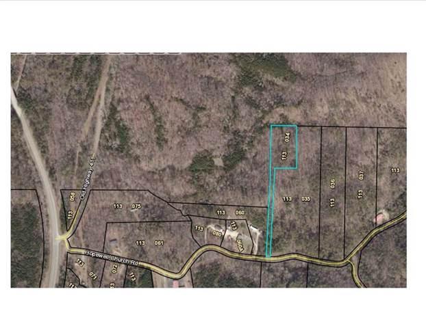 00 Hopewell Church Road, Ranger, GA 30734 (MLS #6655189) :: Good Living Real Estate