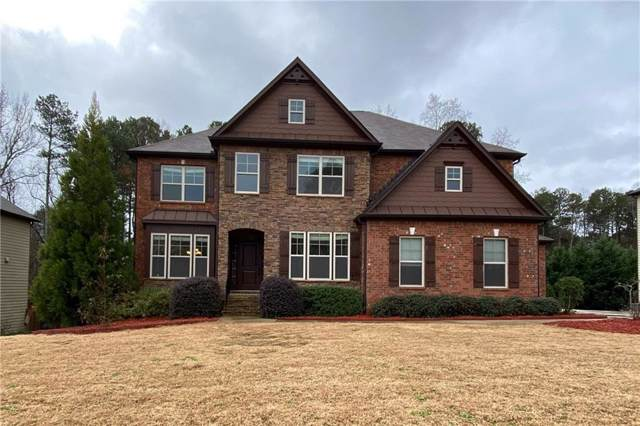 1448 Mill Pointe Court, Lawrenceville, GA 30043 (MLS #6655202) :: North Atlanta Home Team