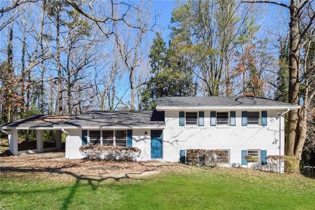 1862 Montvallo Terrace SE, Atlanta, GA 30316 (MLS #6655224) :: North Atlanta Home Team