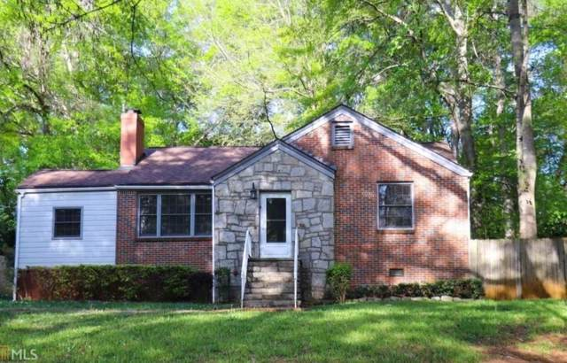 1207 Thomas Road, Decatur, GA 30030 (MLS #6655226) :: The Realty Queen Team