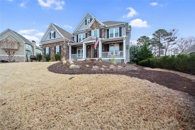 5166 Millwood Drive, Canton, GA 30114 (MLS #6655231) :: North Atlanta Home Team