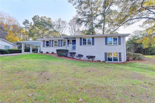 2855 Briarlake Road NE, Atlanta, GA 30345 (MLS #6655234) :: Path & Post Real Estate