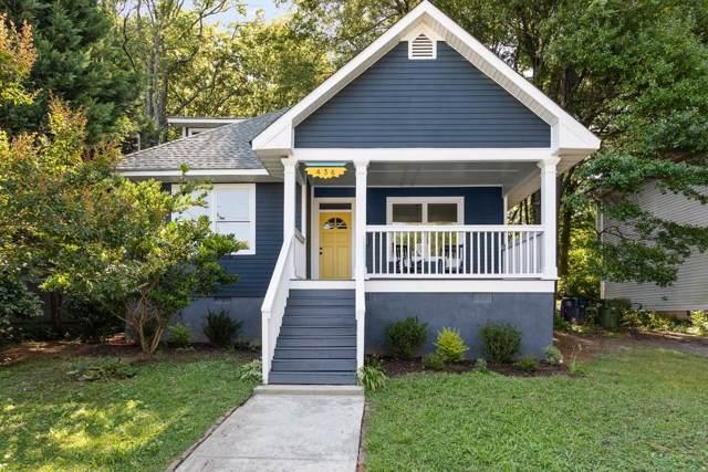 436 Grant Street SE, Atlanta, GA 30312 (MLS #6655249) :: The Justin Landis Group