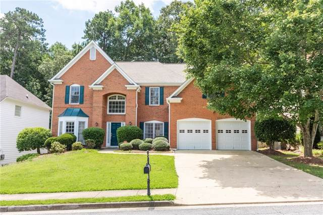 2845 Olde Town Park Drive, Norcross, GA 30071 (MLS #6655264) :: North Atlanta Home Team