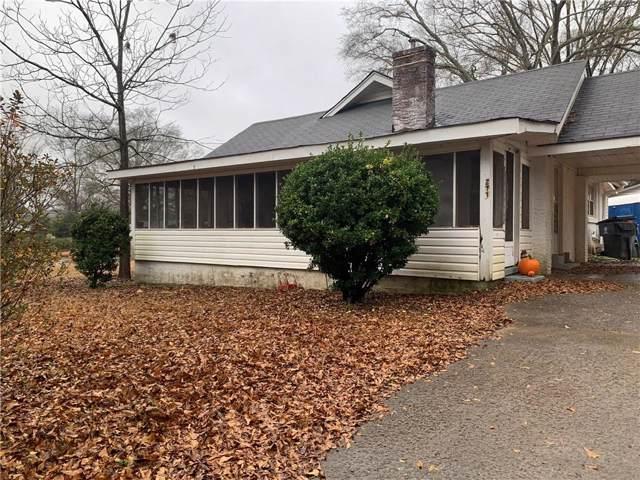 211 Collard Valley Road, Cedartown, GA 30125 (MLS #6655271) :: North Atlanta Home Team
