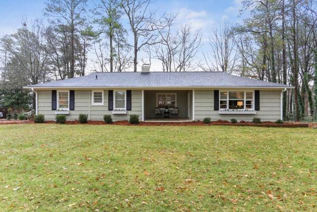 130 Spring Drive, Roswell, GA 30075 (MLS #6655276) :: Path & Post Real Estate