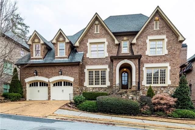 1767 Buckhead Lane NE, Brookhaven, GA 30324 (MLS #6655294) :: North Atlanta Home Team