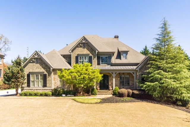 3846 Rockhaven Court, Marietta, GA 30066 (MLS #6655298) :: North Atlanta Home Team