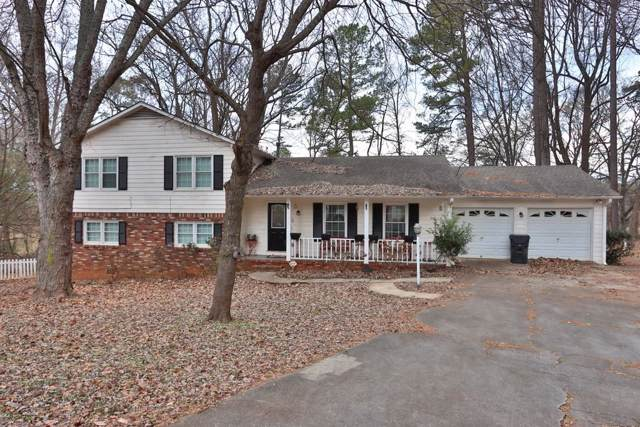 496 Buttercup Trail, Lawrenceville, GA 30046 (MLS #6655304) :: The Heyl Group at Keller Williams