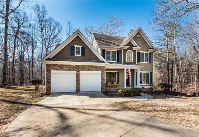 250 Lake Laurel Drive, Dahlonega, GA 30533 (MLS #6655334) :: North Atlanta Home Team