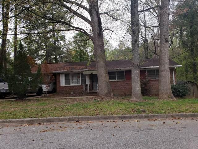 4085 Kenora Drive SW, Atlanta, GA 30331 (MLS #6655340) :: North Atlanta Home Team