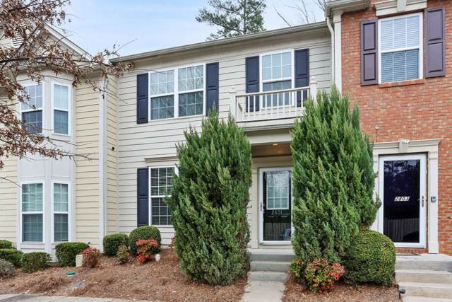 2801 Deerwood Lane, Atlanta, GA 30331 (MLS #6655395) :: Rock River Realty