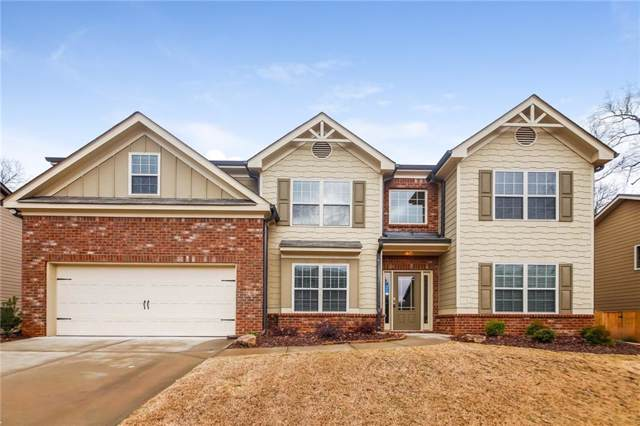 2040 Freedom Drive, Braselton, GA 30517 (MLS #6655403) :: North Atlanta Home Team