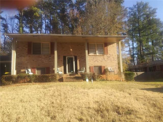 1012 Cedar Circle, Forest Park, GA 30297 (MLS #6655413) :: North Atlanta Home Team