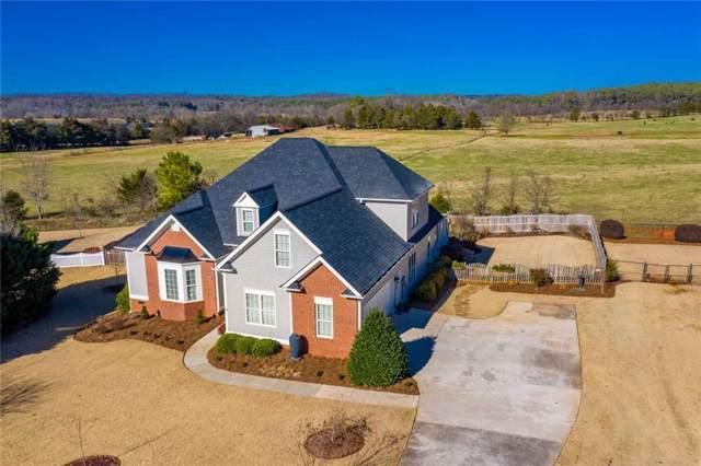 91 Colonial Circle NW, Cartersville, GA 30120 (MLS #6655444) :: Rock River Realty
