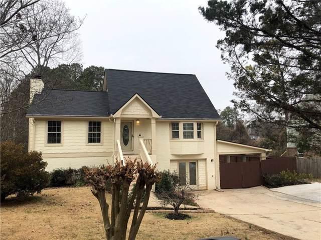 1708 Merry Oak Road SW, Marietta, GA 30008 (MLS #6655449) :: Path & Post Real Estate