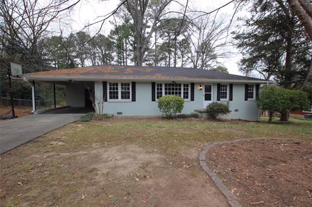 1165 Barnes Mill Road, Marietta, GA 30062 (MLS #6655457) :: North Atlanta Home Team