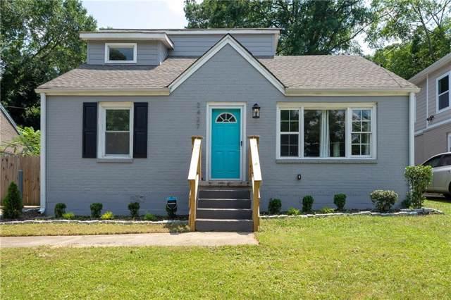 2427 Lynn Iris Drive, Decatur, GA 30032 (MLS #6655458) :: RE/MAX Prestige
