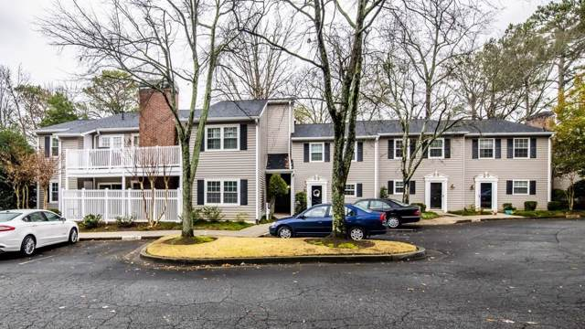 1750 Clairmont Road #22, Decatur, GA 30033 (MLS #6655473) :: Path & Post Real Estate