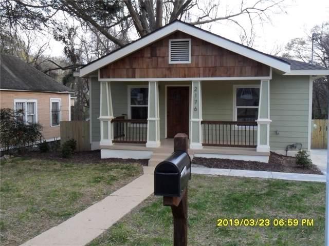 2176 Telhurst Street SW, Atlanta, GA 30310 (MLS #6655474) :: North Atlanta Home Team
