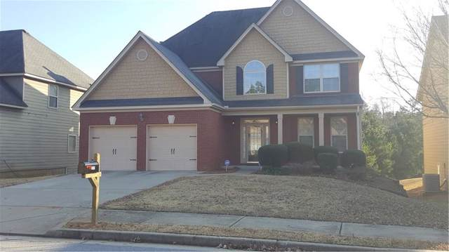 7518 St David Street, Fairburn, GA 30213 (MLS #6655477) :: North Atlanta Home Team