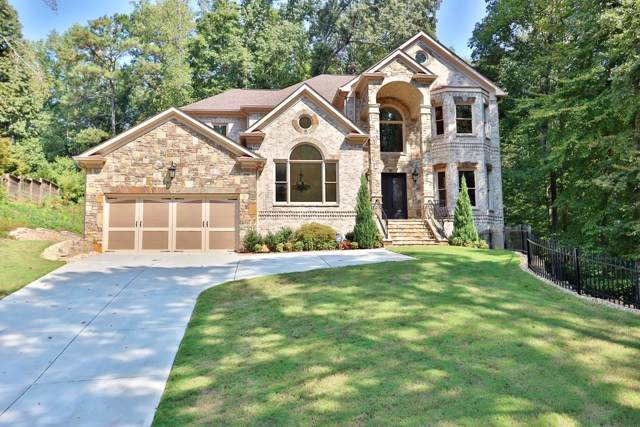 4161 Blackland Drive, Marietta, GA 30067 (MLS #6655482) :: North Atlanta Home Team