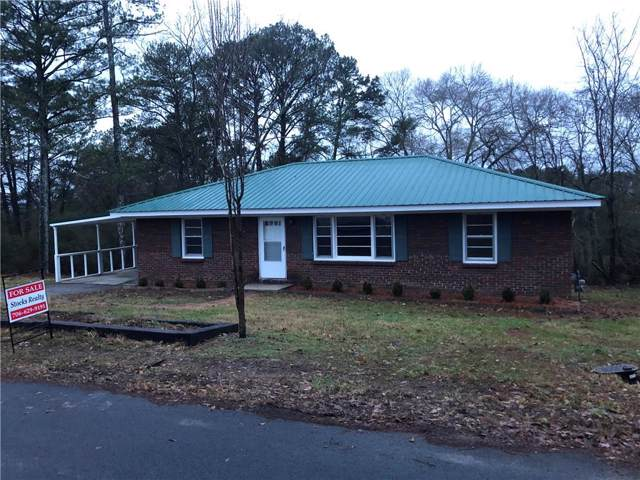 204 Hines Road NE, Calhoun, GA 30701 (MLS #6655515) :: Kennesaw Life Real Estate