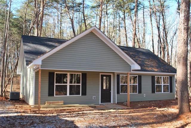 63 Wood Ridge Trail, Dawsonville, GA 30534 (MLS #6655516) :: Compass Georgia LLC