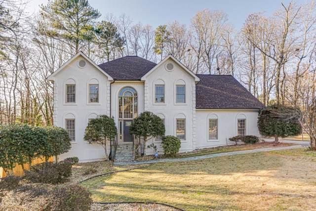 3810 Spalding Bluff Drive, Peachtree Corners, GA 30092 (MLS #6655552) :: Scott Fine Homes