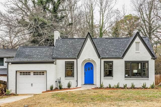 1673 Emerald Avenue SW, Atlanta, GA 30310 (MLS #6655558) :: RE/MAX Prestige