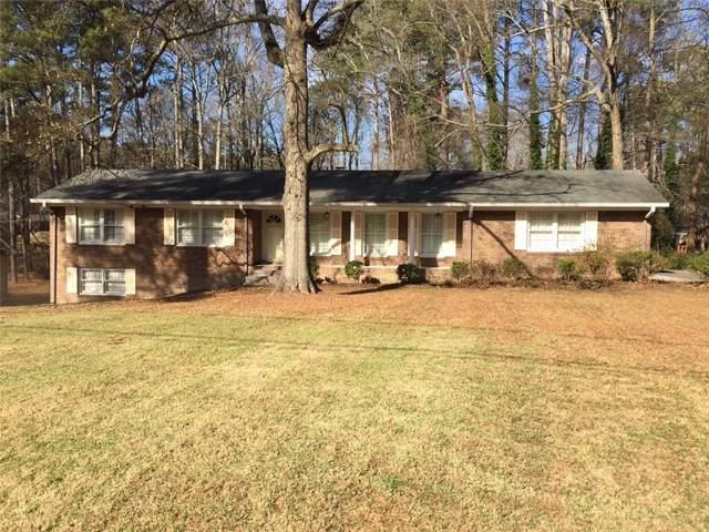 1594 Greenbrook Drive SW, Austell, GA 30168 (MLS #6655580) :: The Heyl Group at Keller Williams