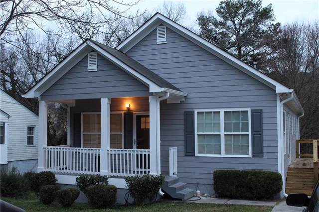 731 Church Street NW, Atlanta, GA 30318 (MLS #6655583) :: North Atlanta Home Team