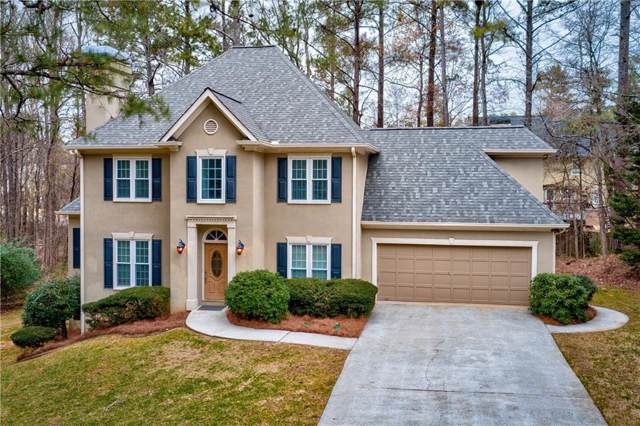 5130 Hyatt Drive NW, Acworth, GA 30101 (MLS #6655587) :: Kennesaw Life Real Estate