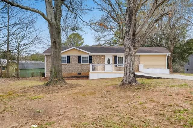 615 Log Cabin Court NE, Kennesaw, GA 30144 (MLS #6655598) :: Kennesaw Life Real Estate