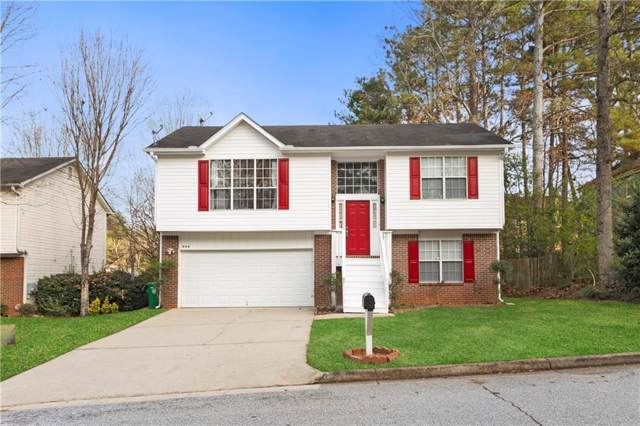 498 Barclay Court, Stone Mountain, GA 30083 (MLS #6655616) :: Kennesaw Life Real Estate