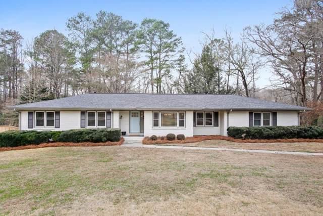 261 Blue Sky Drive, Marietta, GA 30068 (MLS #6655640) :: North Atlanta Home Team