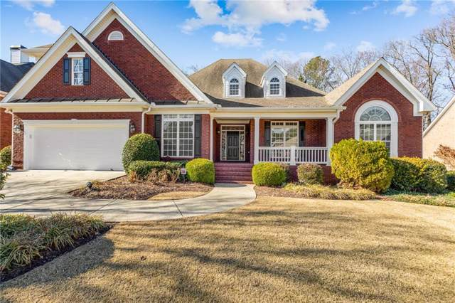 2616 Harman Park Court, Duluth, GA 30097 (MLS #6655649) :: The Cowan Connection Team