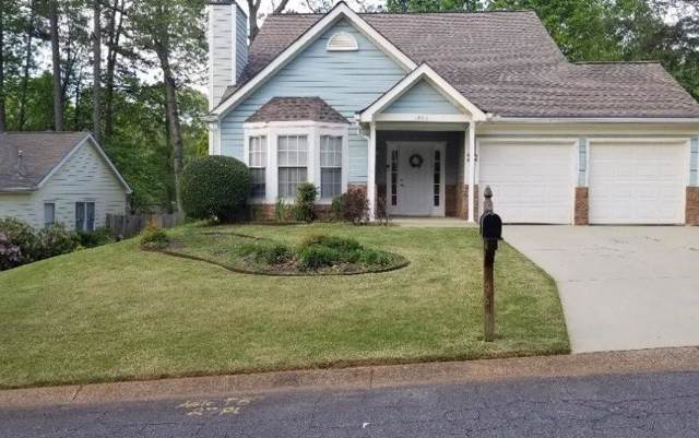 1808 Crestwood Drive NW, Acworth, GA 30102 (MLS #6655666) :: Path & Post Real Estate