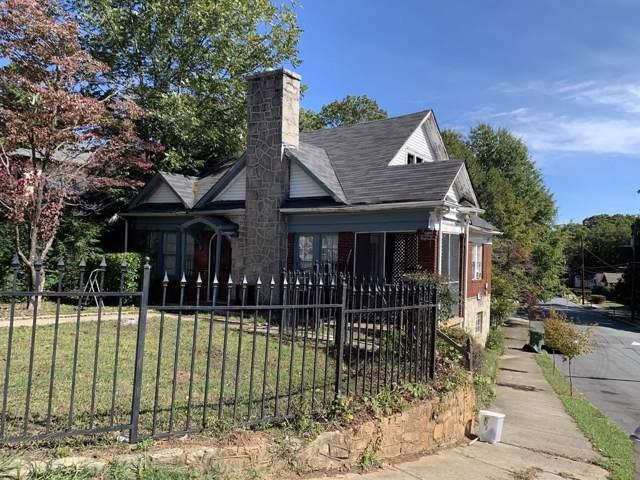 672 SW Cascade Avenue SW, Atlanta, GA 30310 (MLS #6655682) :: Kennesaw Life Real Estate