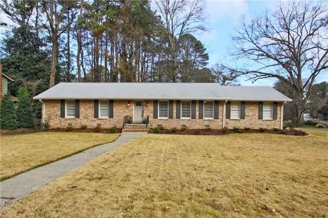 6520 Whispering Trail, Atlanta, GA 30328 (MLS #6655683) :: Rock River Realty