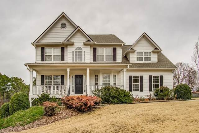 3302 Flat Run Drive, Bethlehem, GA 30620 (MLS #6655695) :: North Atlanta Home Team