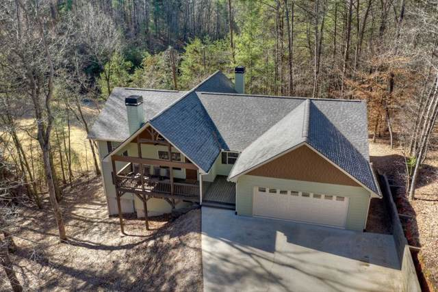 73 Coweta Court, Ellijay, GA 30540 (MLS #6655762) :: The North Georgia Group