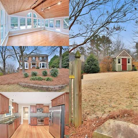 3282 Whitfield Drive, Marietta, GA 30062 (MLS #6655764) :: The Zac Team @ RE/MAX Metro Atlanta