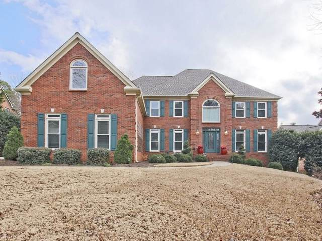 468 Schofield Drive, Powder Springs, GA 30127 (MLS #6655779) :: North Atlanta Home Team