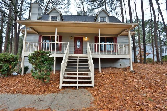 312 Cedar Creek Court, Acworth, GA 30101 (MLS #6655785) :: North Atlanta Home Team
