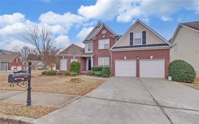 708 Edgeley Lane, Lawrenceville, GA 30044 (MLS #6655807) :: North Atlanta Home Team